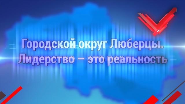Отчет Главы городского округа Люберцы В. П. Ружицкого, 2017 г.