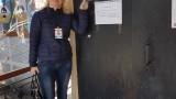 Екатерина Дегтярева проголосовала в красковской школе N11
