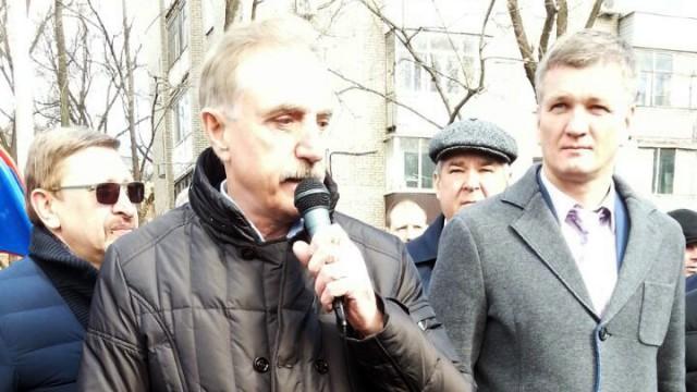 Семинар-совещание «Благоустройство Московской области»