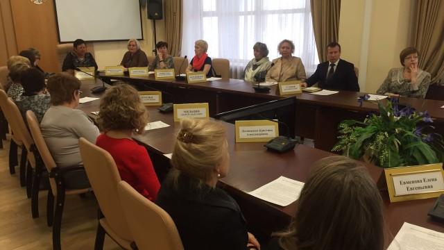 Круглый стол по вопросам работы системы здравоохранения