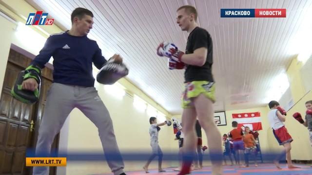 Люберчанин победил в Первенстве России по тайскому боксу