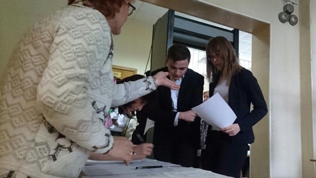 Люберецкие выпускники начали сдавать ЕГЭ