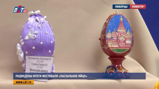 Подведены итоги фестиваля «Пасхальное яйцо»