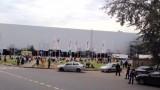 ТЦ «Мега Белая дача» эвакуировали из-за пожар